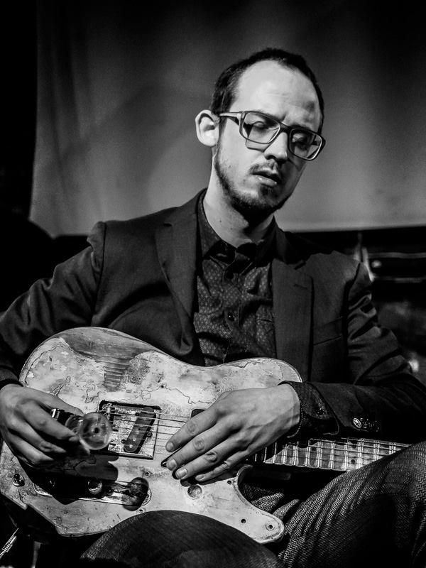 Nicola L. Hein – Guitarist – Composer – Sound Artist